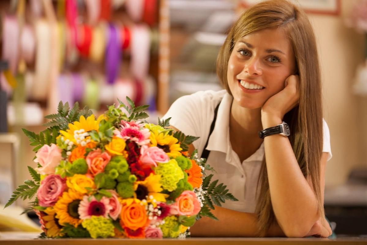Вакансии флорист с обучением москва