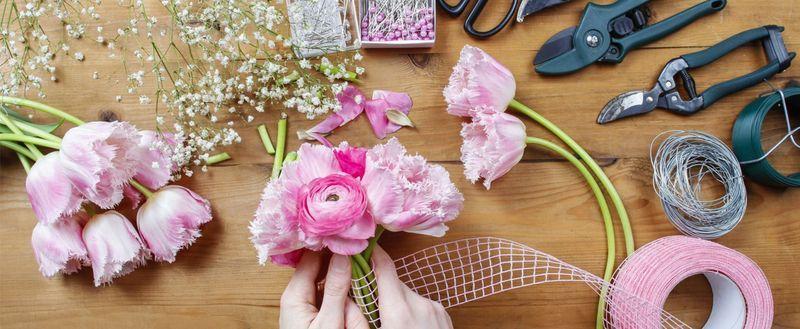 Курсы флористики – нет ограничений по возрасту